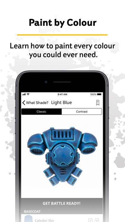Citadel Colour: The App