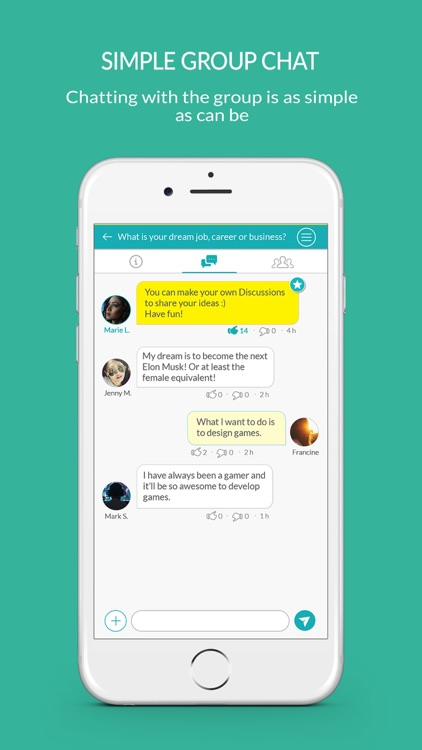 WeGather - Chat with experts screenshot-3