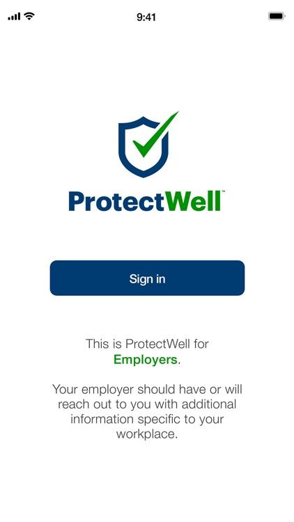 ProtectWell Checker