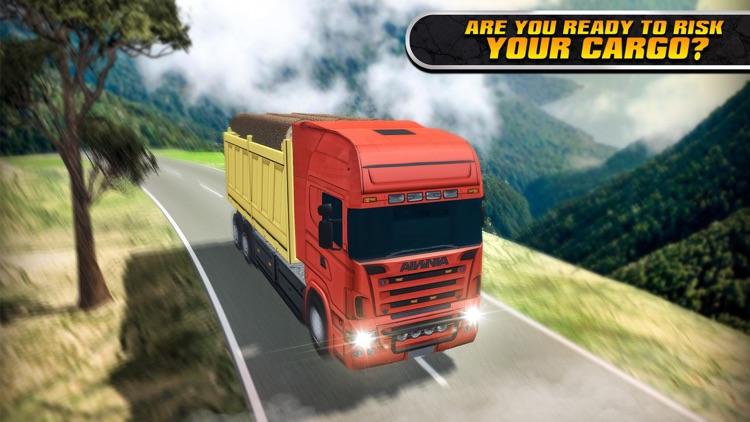Off Road Cargo Transport Truck