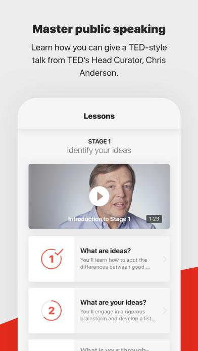 TED Masterclass screenshot 1