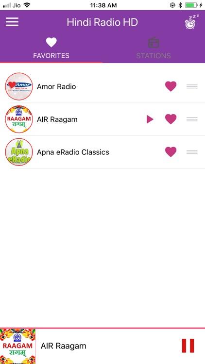 Hindi Radio HD - Hindi Songs
