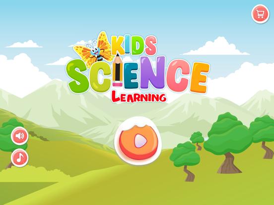 Kids Education Science Learn screenshot 1