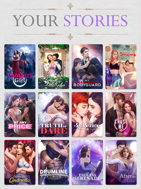 iPad Image of Chapters: Interactive Stories