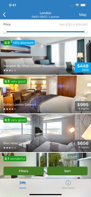 Khách sạn ở giá rẻ nhất