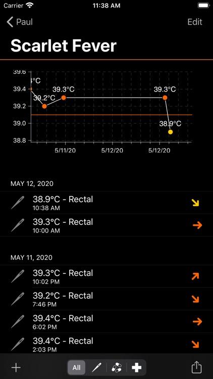 Fever screenshot-3
