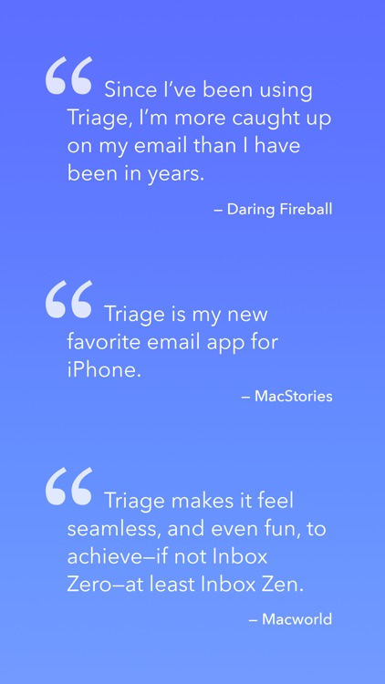 Triage: Email First Aid screenshot-4