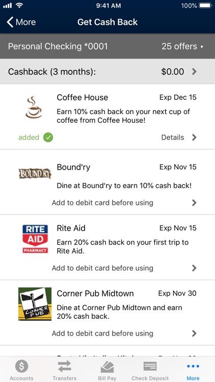 East West Bank Mobile Banking screenshot-6