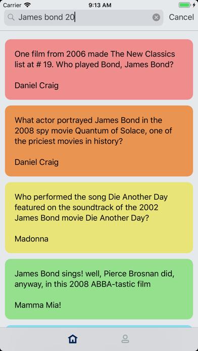 GKTrivia - Trivia answers Screenshots