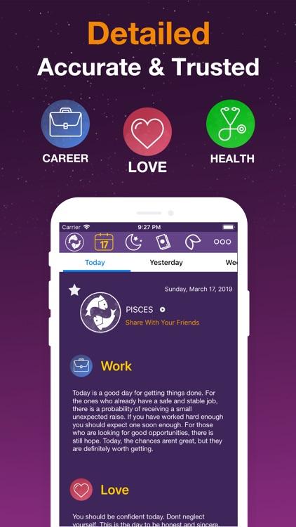 Daily Horoscope - Astrology ! screenshot-0