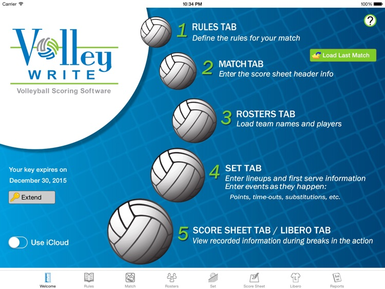 VolleyWrite Season