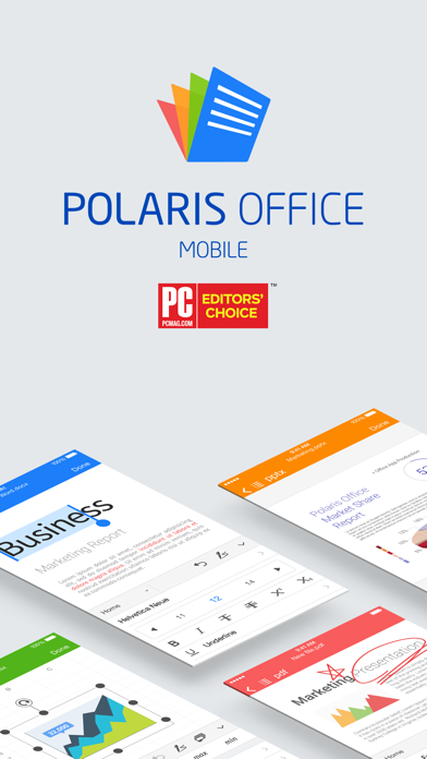 Polaris Office Mobile Screenshots