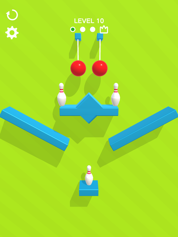 Rope Bowling screenshot 10