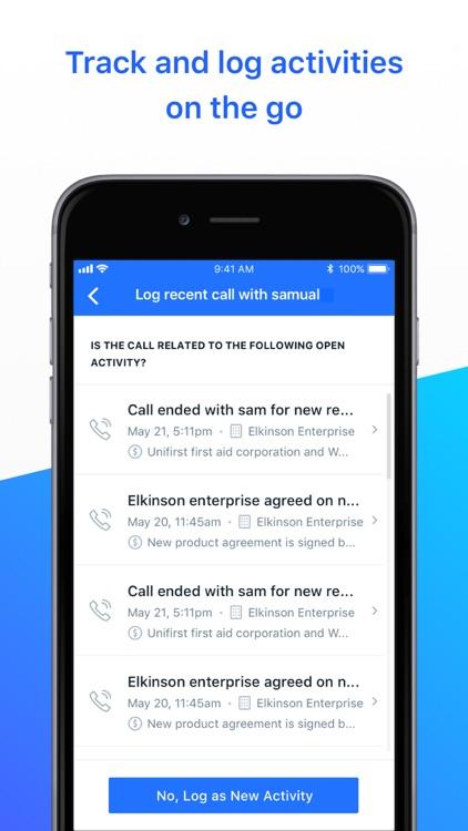 Salesmate – Sales CRM screenshot-8