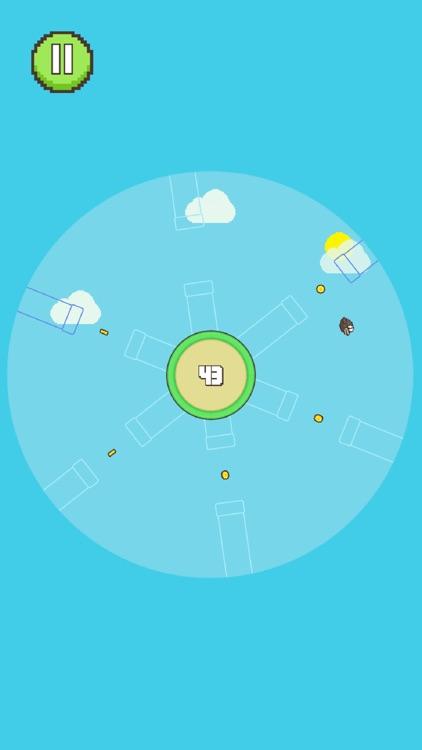 Flappy Family Bird Arcade screenshot-9