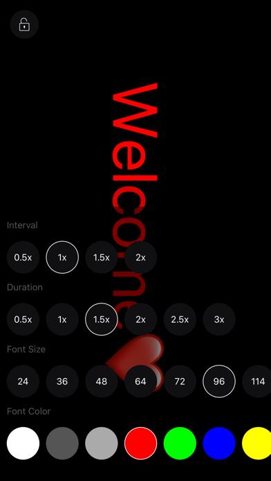 Morphing LED Banner Screenshots