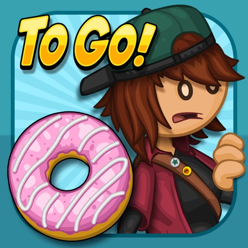 Papa's Donuteria To Go! app for iphone