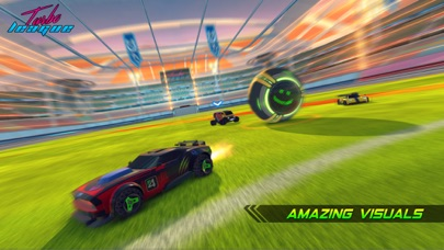 Screenshot from Turbo League