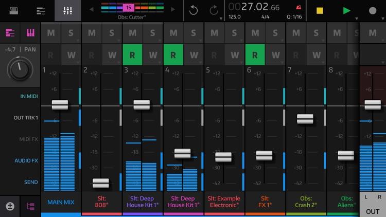 NanoStudio 2 screenshot-9