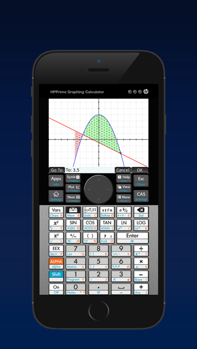 HP Prime Pro Screenshot