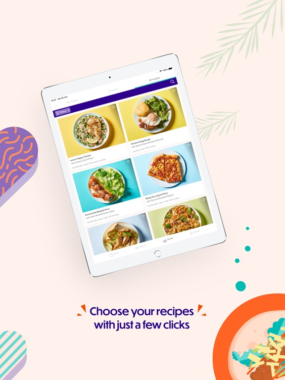 Dinnerly: Meal Kit screenshot