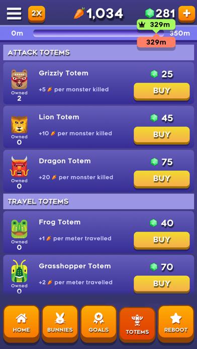 Bunny Launch screenshot 12
