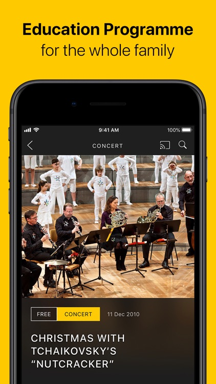 Digital Concert Hall screenshot-5