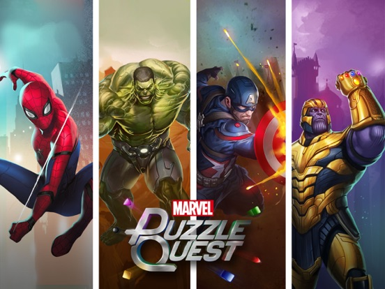 Marvel Puzzle Quest screenshot