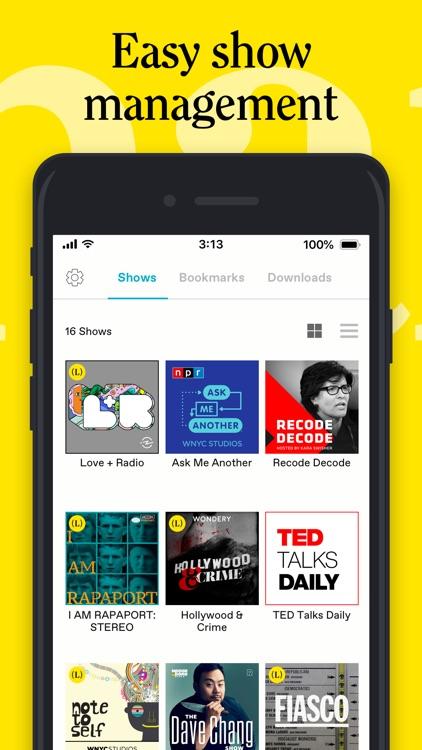 Luminary - Premium Podcast App screenshot-3
