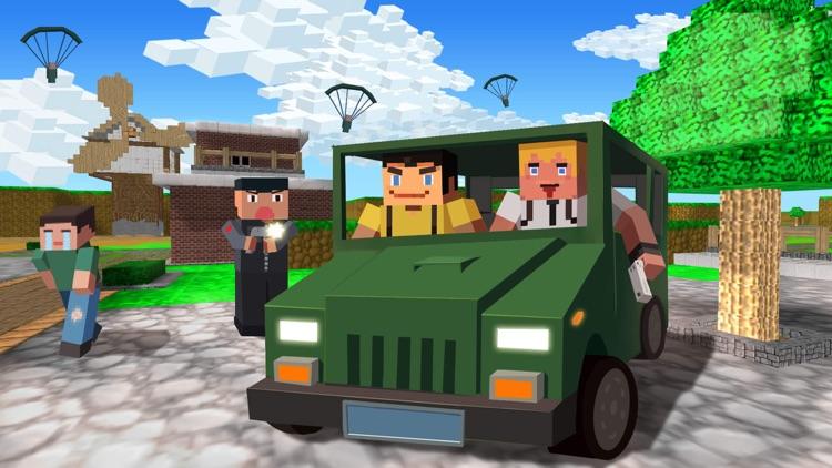 迷你像素世界3:吃鸡战场
