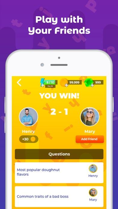 Word Rush: Race with friends ekran görüntüsü