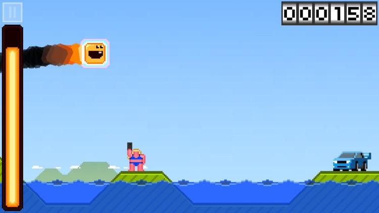 Baby Lava Bounce (GameClub) screenshot-3