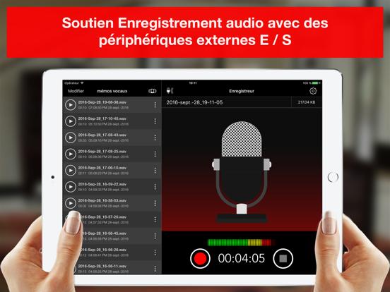 Voice Recorder : Record Audio