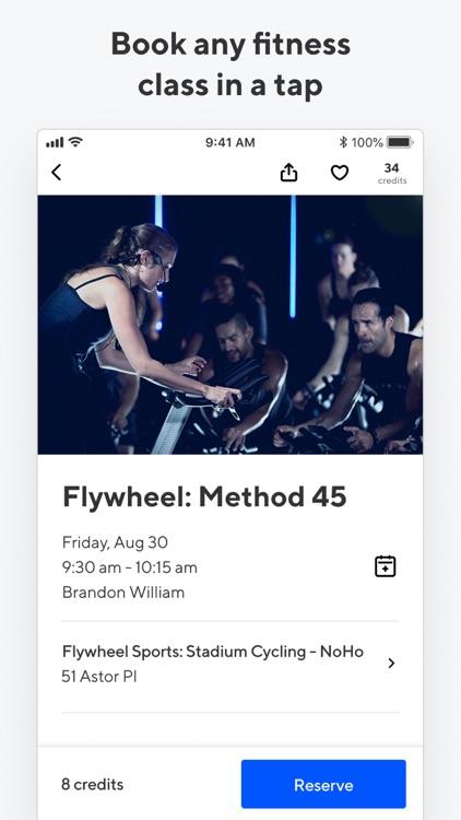 ClassPass: Fitness Workout App screenshot-3