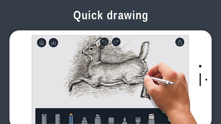 Drawings Pad: Digital Painting screenshot-0
