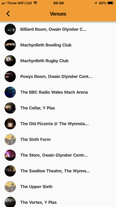 Machynlleth Comedy Festival screenshot four