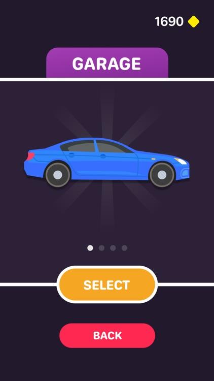 Traffic car driving race game screenshot-3