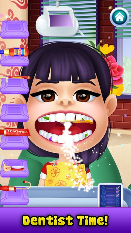 Dentist Care Games screenshot-9