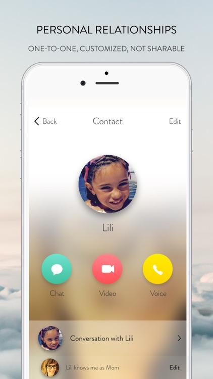 twinme private messenger screenshot-4
