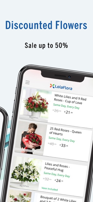 Lolaflora Flower Delivery On The App Store