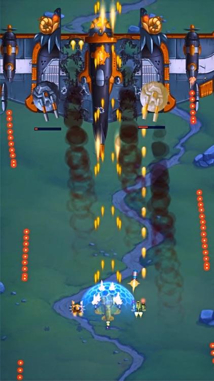 HAWK: Bullet Hell Jet Shooter screenshot-8