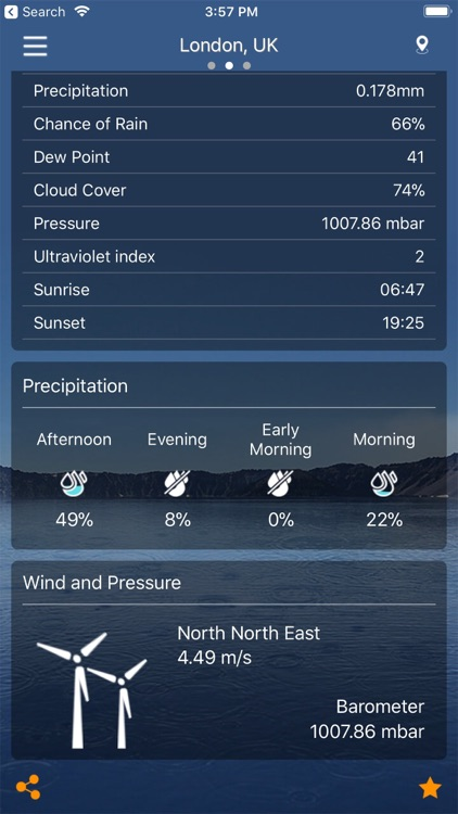 Weather : Weather forecast Pro screenshot-7