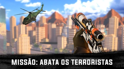 Screenshot for Sniper 3D: Jogo de Tiro Online in Portugal App Store