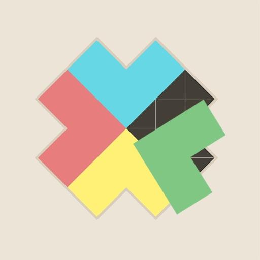 ZEN Block™-tangram puzzle game iOS App