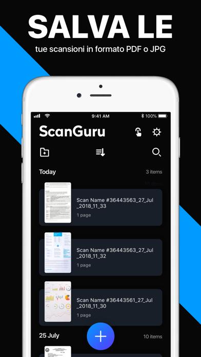 Download Scanner App: scansione di PDF per Pc