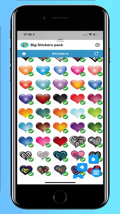 Top Text Stickers for iMessage screenshot-7