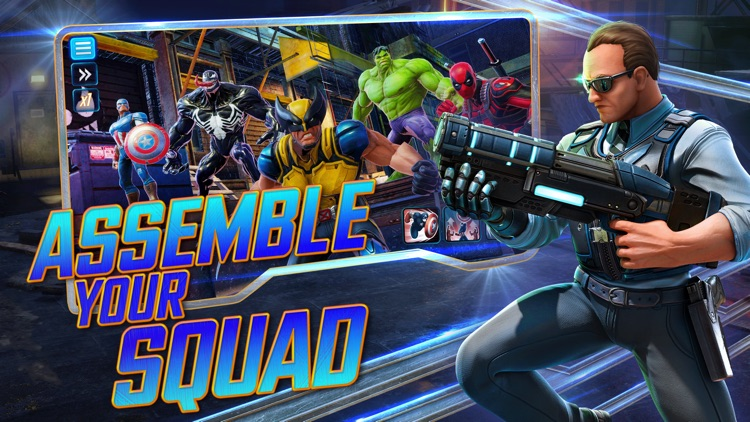 MARVEL Strike Force screenshot-0