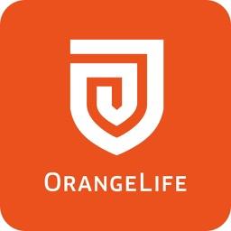 오렌지라이프 모바일센터