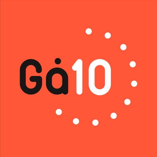 Gå 10