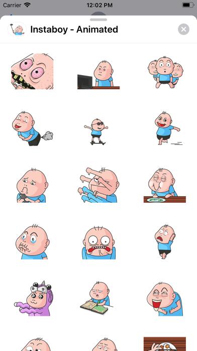 Instaboy - Animated screenshot 1
